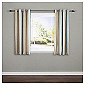 """Whitworth Eyelet Curtains W229xL229cm (90x90""""), Duck Egg"""