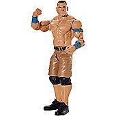 WWE Superstar John Cena in Brown Cargo Attire Figure
