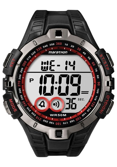 Timex Gents Ironman Digital Strap Watch T5K423