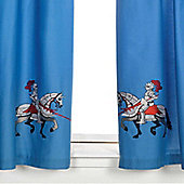 Knights Curtains, 72s