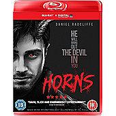 Horns Blu-Ray