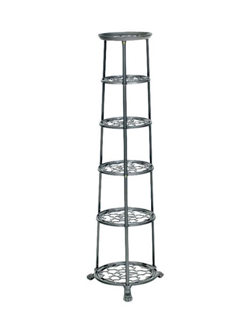 VICTOR Pan Stand in Graphite - 6 Tiers