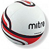 Mitre Super Dimple 32 Panel Moulded Rubber Training & All Weather Football