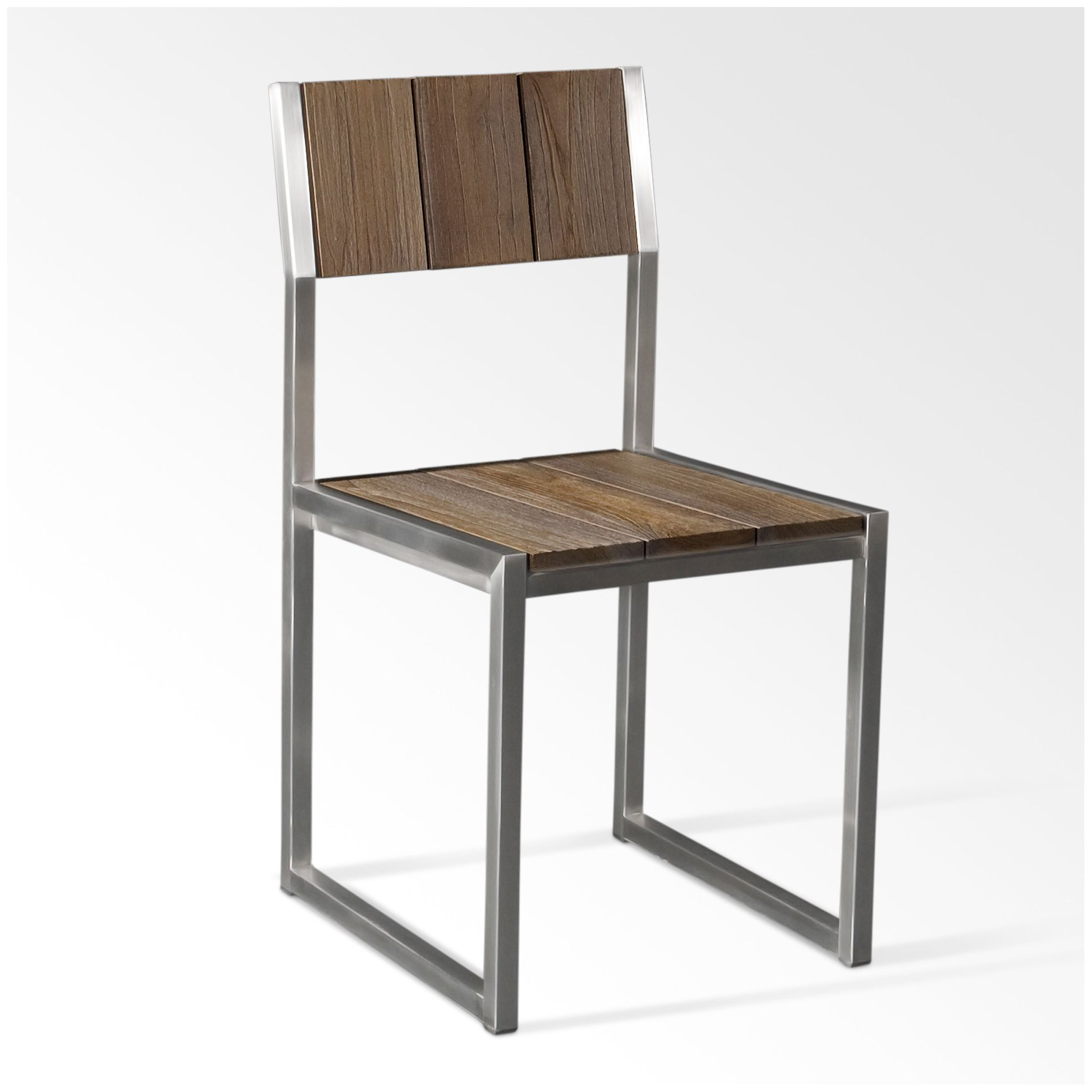 Oceans Apart Arus Garden Chair in Grey