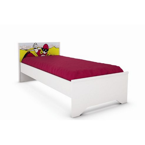 Altruna Super Hero Single Bed