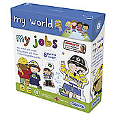 Games My World Heads Tails Jobs Jigsaw Puzzle