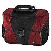Hama SLR camera bag 200 Black & red