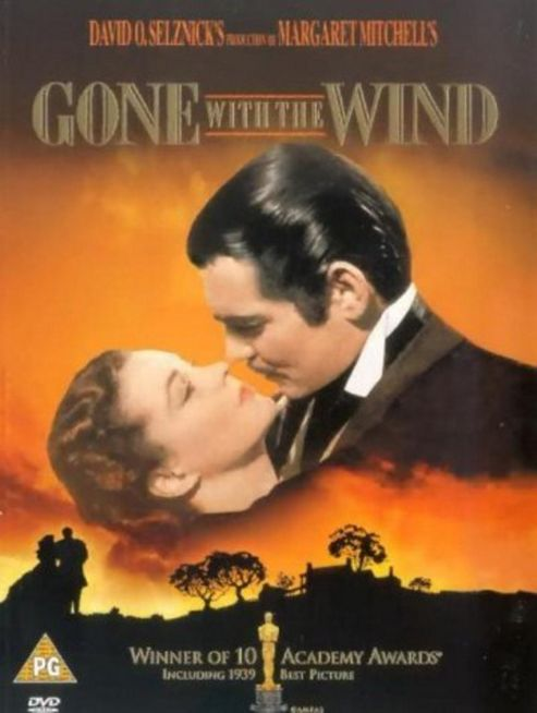 Gone With The Wind (DVD)