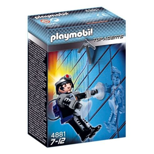 Playmobil Secret Agent