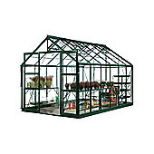 Rhino Harvest Greenhouse 8x12 Bay Tree Green Finish