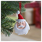 Tesco Chilli Santa Hanging Decoration