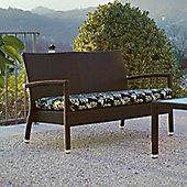Varaschin Lotus 2 Seater Sofa by Varaschin R and D (Set of 2) - White - Panama Orange