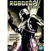 Robocop Trilogy DVD