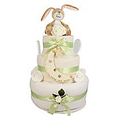 Luxury Guess How Much I Love You Nappy Cake Baby Gift
