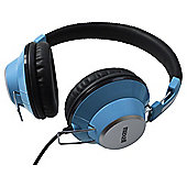 Maxell Retro DJ Headphones Blue