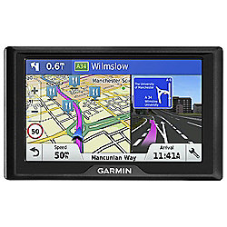 Garmin Drive 60 with Free Lifetime Maps for EU