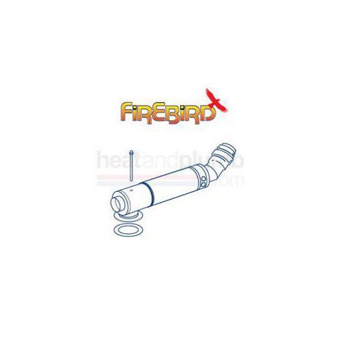 Firebird Low Level Flue Kit 200-280mm Long (150mm Diameter)
