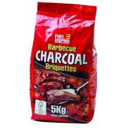 5kg Barbeque Charcoal Briquettes