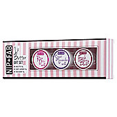 Nip+Fab Rose & Sweet Lip Butter Gift Set