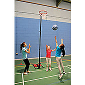 Sure Shot transportable netball unit