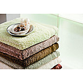 Nicol Frottier Shower Towel - Aubergine
