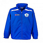 2012-13 QPR Lotto Fleece Jacket (Blue) - Blue