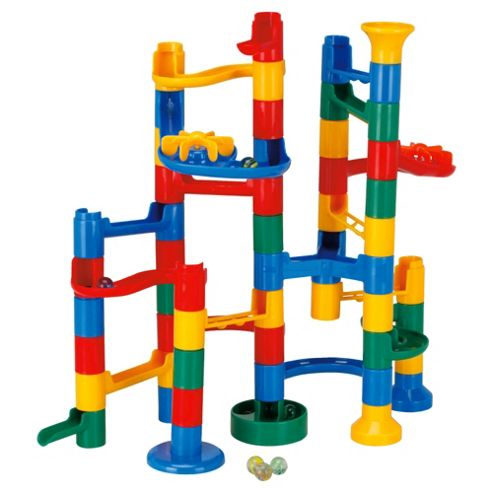 Cheatwell Marbultopia Marble Run Build and Learn