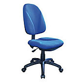 Eliza Tinsley High back operator chair - Blue