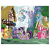 My Little Pony Wallpaper Mural 8ft x 10ft