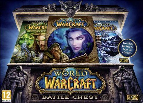 WOW - Battlechest V3 (PC)