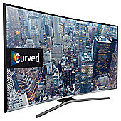 Samsung UE55J6300 55 Inch Smart Curved WiFi Built In Full HD 1080p LED TV with Freeview HD
