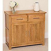 Oslo Solid Oak Large Sideboard