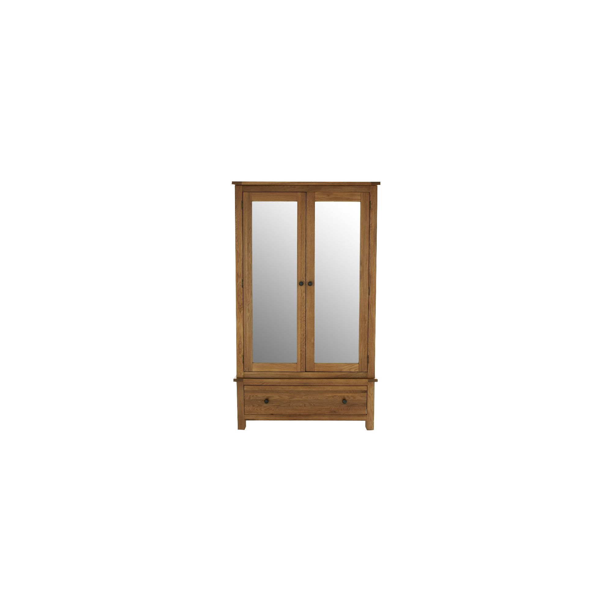 Thorndon Eden Two Door Wardrobe in Warm Oak at Tesco Direct