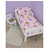 Sofia the 1st Bed Bundle Junior