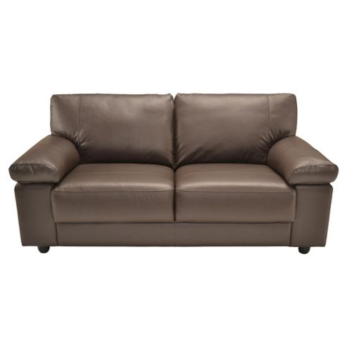 Roma Medium 3 Seater Sofa Chocolate