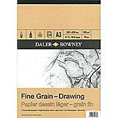 DR Fine Grain Cartridge Pad A3 120g