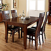 Originals UK New York 5 piece extending dining set