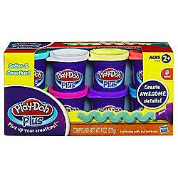 Play-Doh Plus - 8 Tub Pack