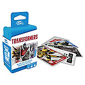 Shuffle Transformers Travel Card Game