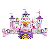 Glitzi Globes Disney Princess Castle Playset