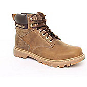 Caterpillar Mens Eastgate Lace-up Boots - Beige