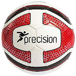 Precision Santos Training Ball White/Red/Black Size 4