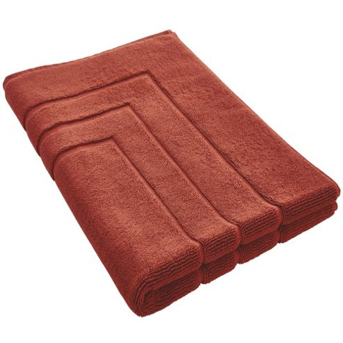 buy egyptian luxury bath mat 60x90 burnt red from our. Black Bedroom Furniture Sets. Home Design Ideas