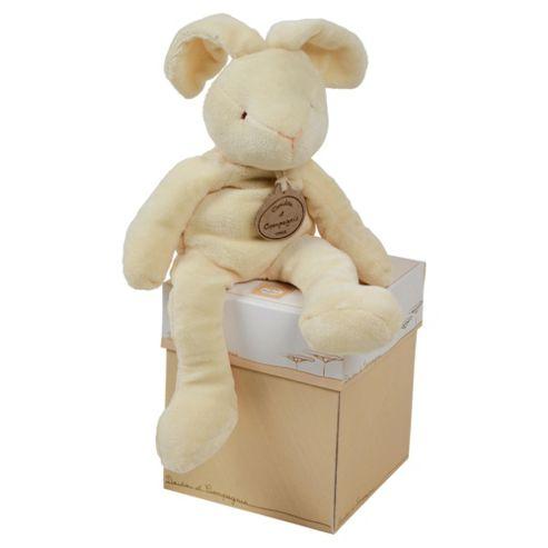Doudou et Compagnie 25cm Rabbit, Cream