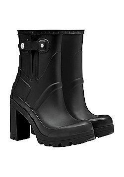 Hunter High Heel Boots - Black - Adult Size 4