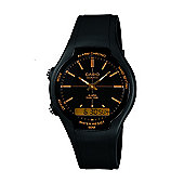 Casio Casio Collection Unisex Resin Stopwatch Watch AW-90H-9EVEF