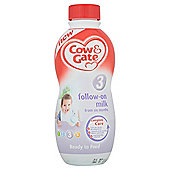 Cow & Gate Follow On Milk For Babies 6 Months+ 1L