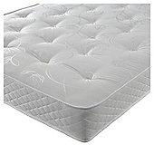 Silentnight Miracoil Tufted Double Mattress
