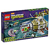 LEGO Teenage Mutant Ninja Turtles Turtle Sub Undersea Chase 79121