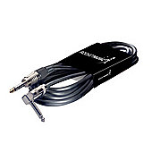 Rocket 10m Deluxe Instrument Cable -Angled Jack